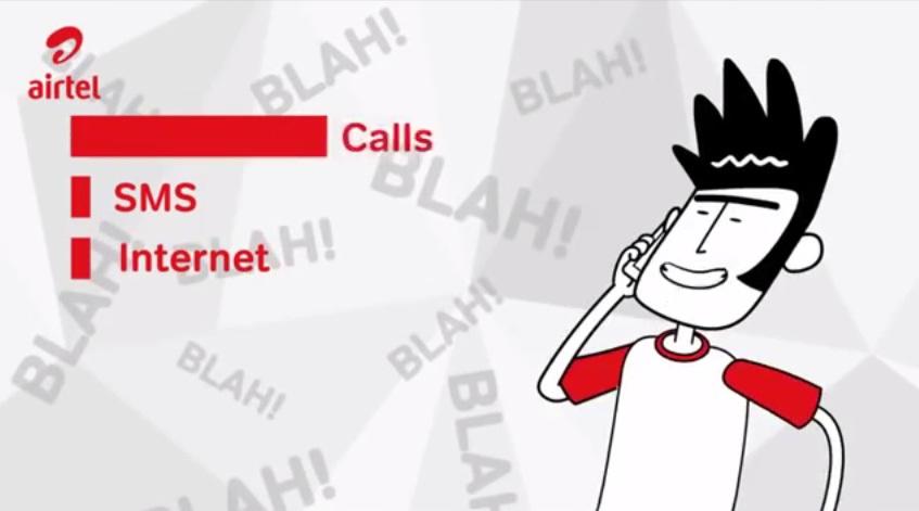 Airtel Prepaid customer care number 3